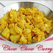 chow chow curry