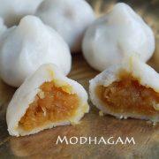 Kozhukattai recipe | Kadalai paruppu pooranam kozhukattai