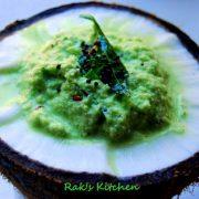 Coriander-coconut-chutney