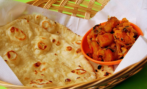naan-with-aloo-gobi