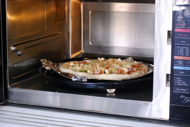 step6 homemade pizza
