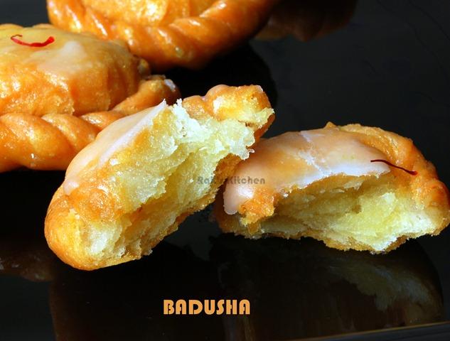 flaky-badusha