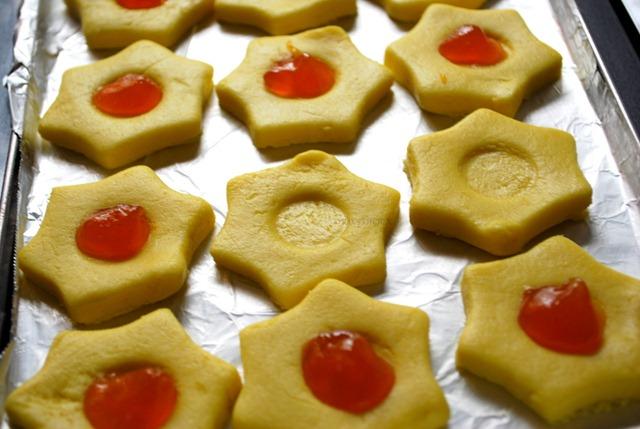 custad powder cookies