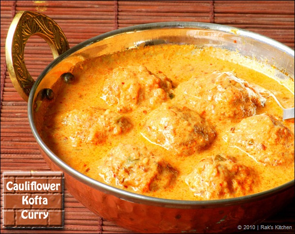cauliflower-kofta-curry