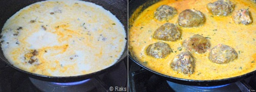 cauliflower kofta preparation 9