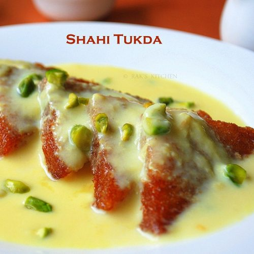 Shahi tukda recipe | Shahi tukra recipe