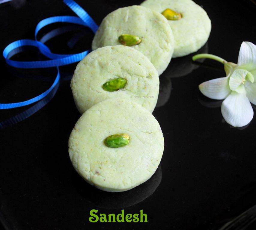 Sandesh   Paneer sweets