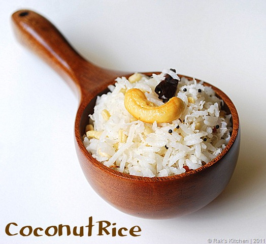 Coconut-rice-thengai-sadam