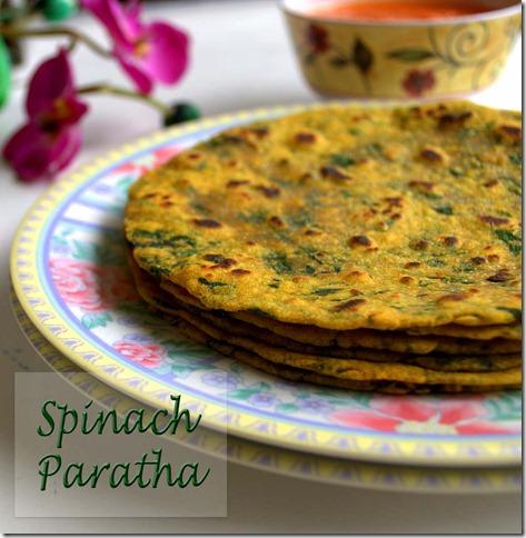 Palak-Parantha