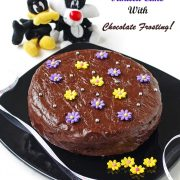 Eggless-vanilla-cake