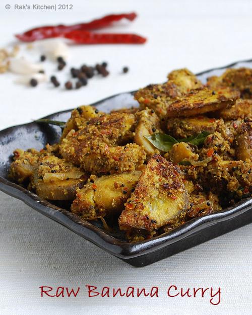 raw-banana-dry-curry