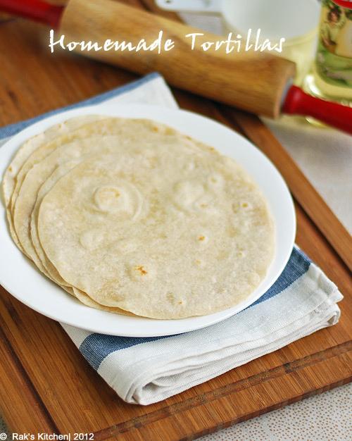 homemade-tortillas