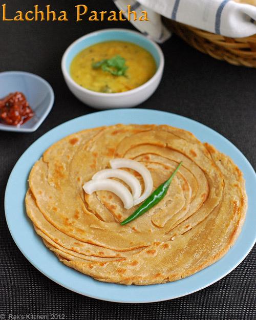 Lachha-paratha-recipe