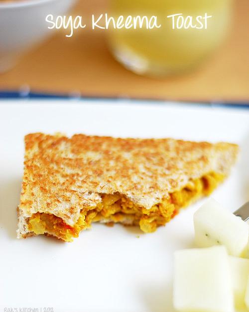 soya-keema-toast-recipe