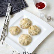 veg momos recipe