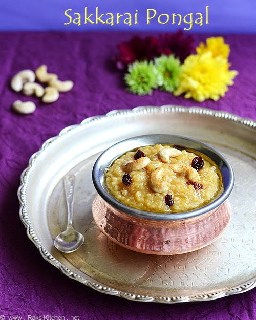 Image result for sweet pongal recipe