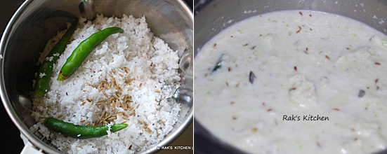 7 kari kootu recipe step 2