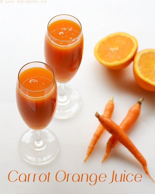 carrot-orange-juice