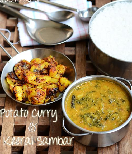 keerai-sambar-potato-curry