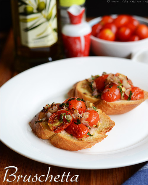 bruschetta-with-garlic