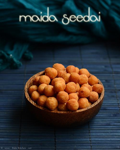 Maida-seedai-recipe