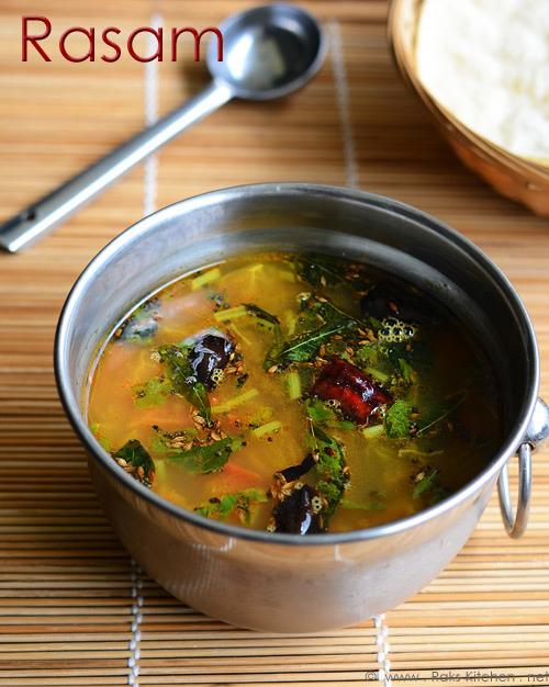 easy rasam recipe south Indian