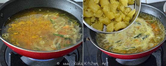 step 3 poori masala recipe