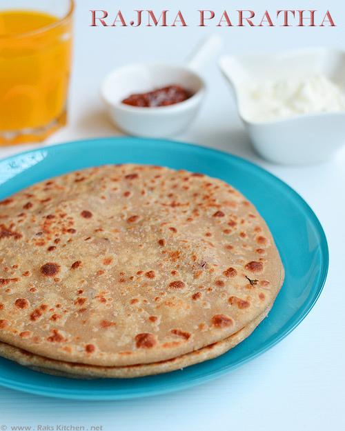 rajma-paratha-recipe