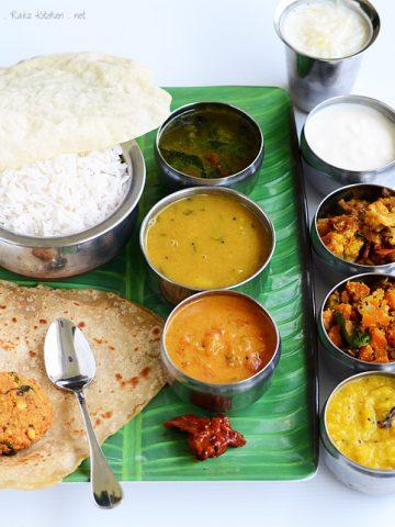Restaurant style meals