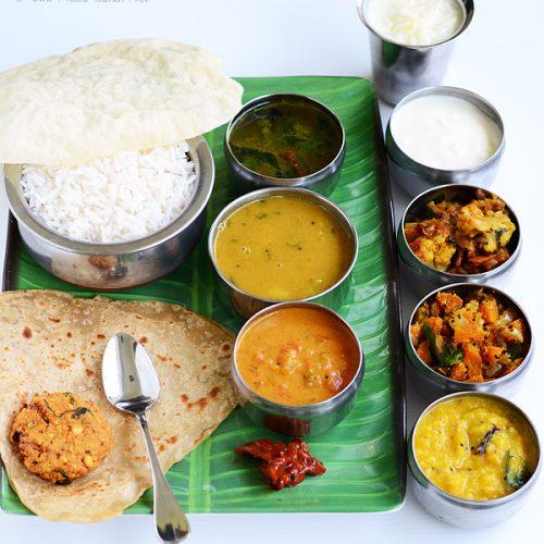 Lunch menu 27 – Full meals