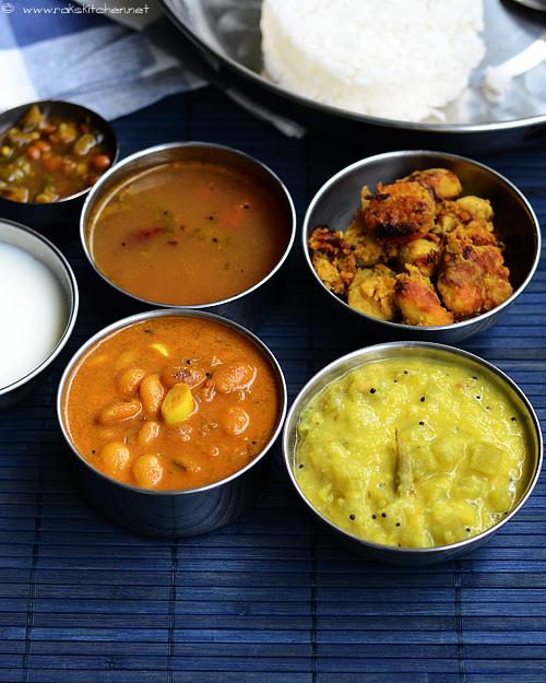 mochakottai-kuzhambu-meals
