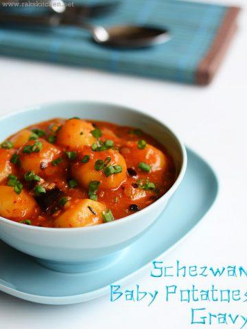 schezwan-potato-gravy