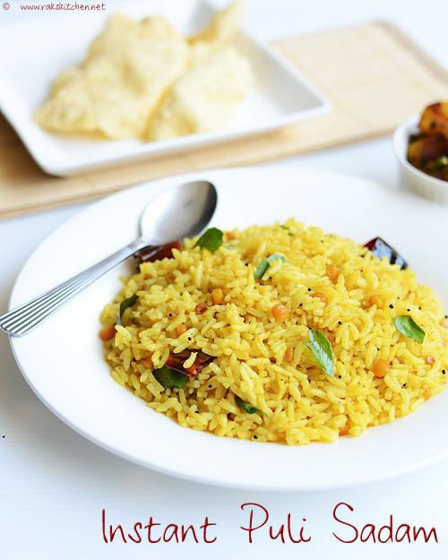leftover-rice-puli-sadam