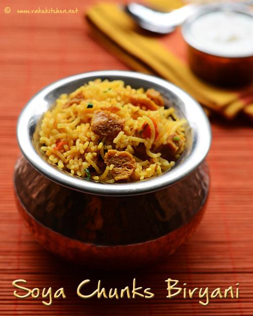soya-chunks-biryani-recipe