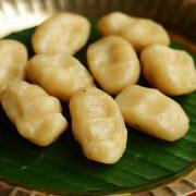 Sweet pidi kozhukattai, How to make pidi kozhukattai