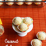 condensed milk ladoo
