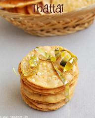 gokulashtami recipes thattai-recipe