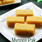 Mysore pak