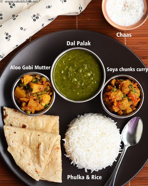Healthy indian lunch ideas