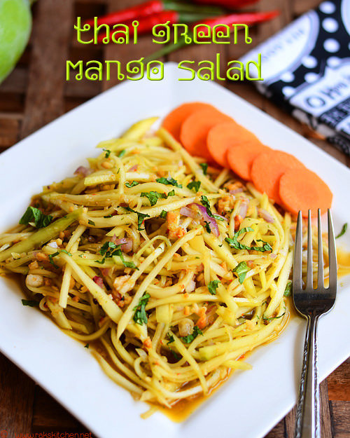 green mango salad recipe
