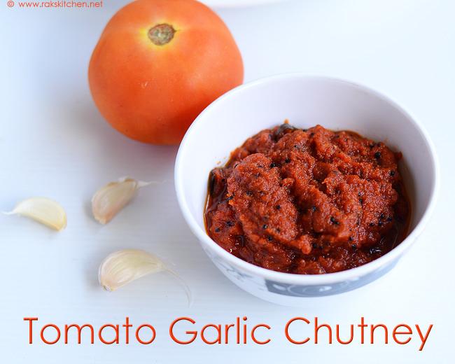 tomato-garlic-chutney-recipe