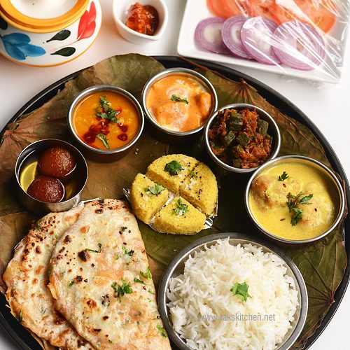 North Indian lunch ideas – Lunch menu 57