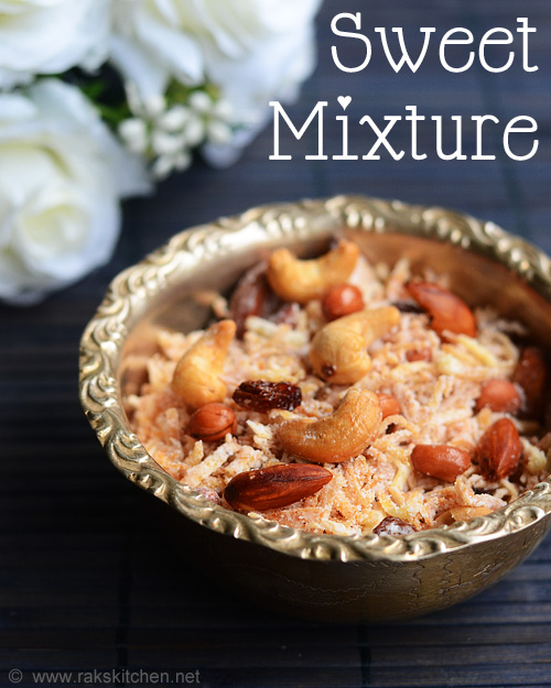 sweet mixture recipe