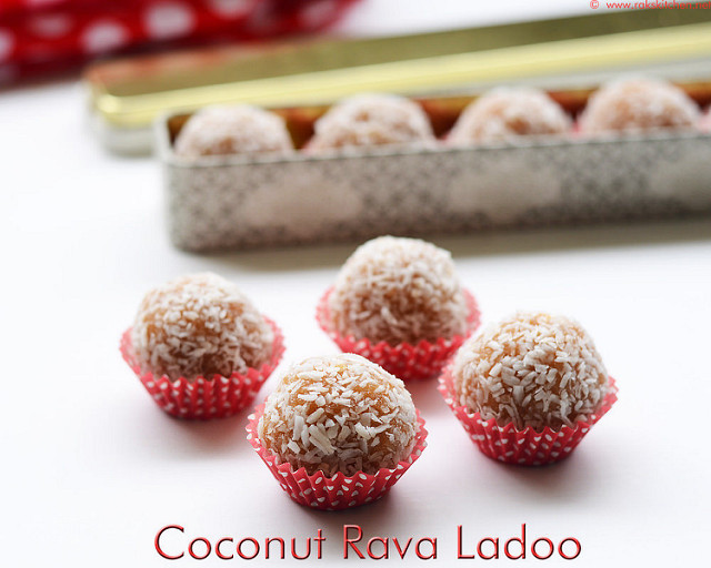 coconut-rava-khoya-ladoo