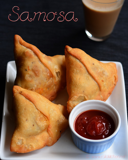 Samosa recipe, How to make samosa full video - Raks Kitchen