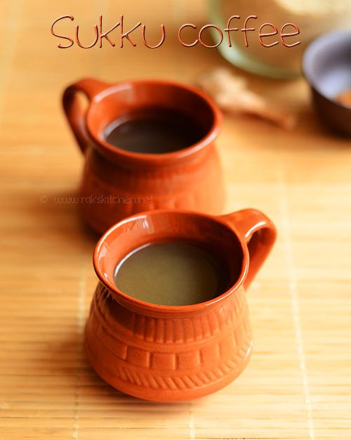 sukku coffee recipe