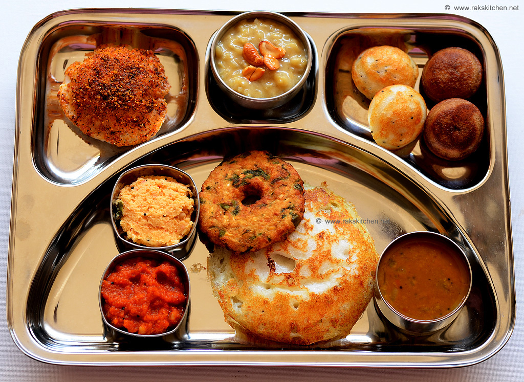 South Indian Brunch Menu Ideas Raks Kitchen