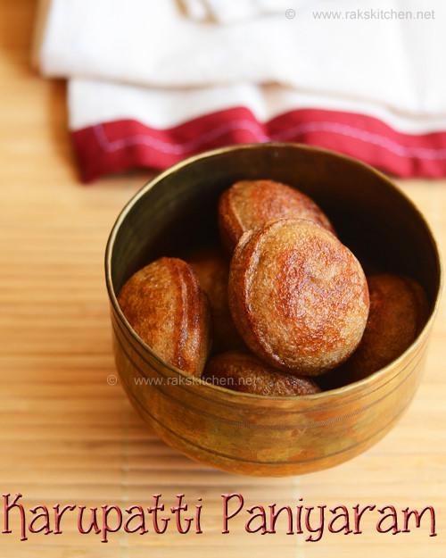 karupatti-paniyaram-recipe
