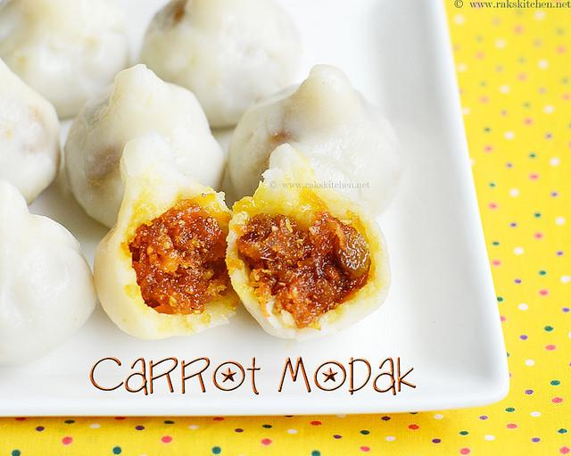 carrot-modak