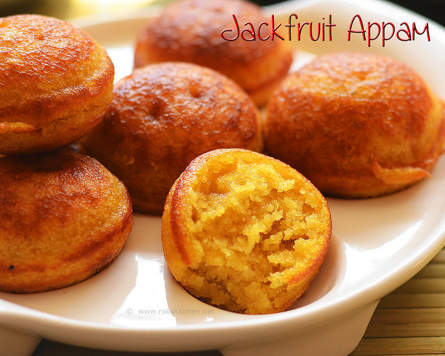 Jackfruit-sweet-appam